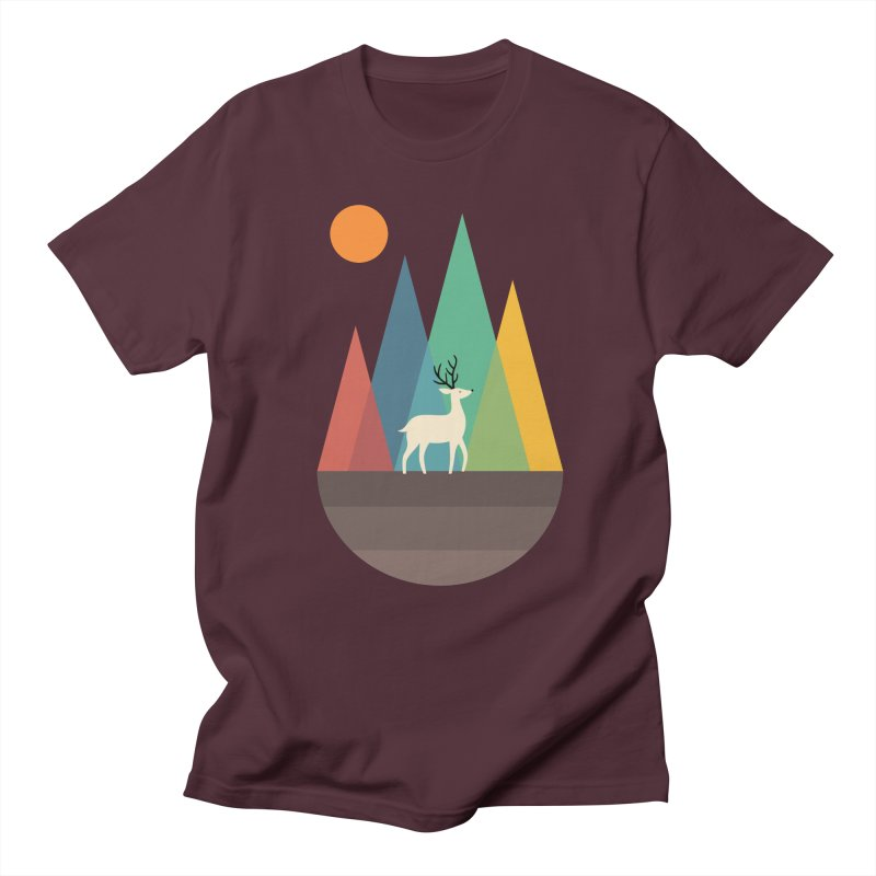 Step Of Autumn Women's Unisex T-Shirt by andywestface's Artist Shop