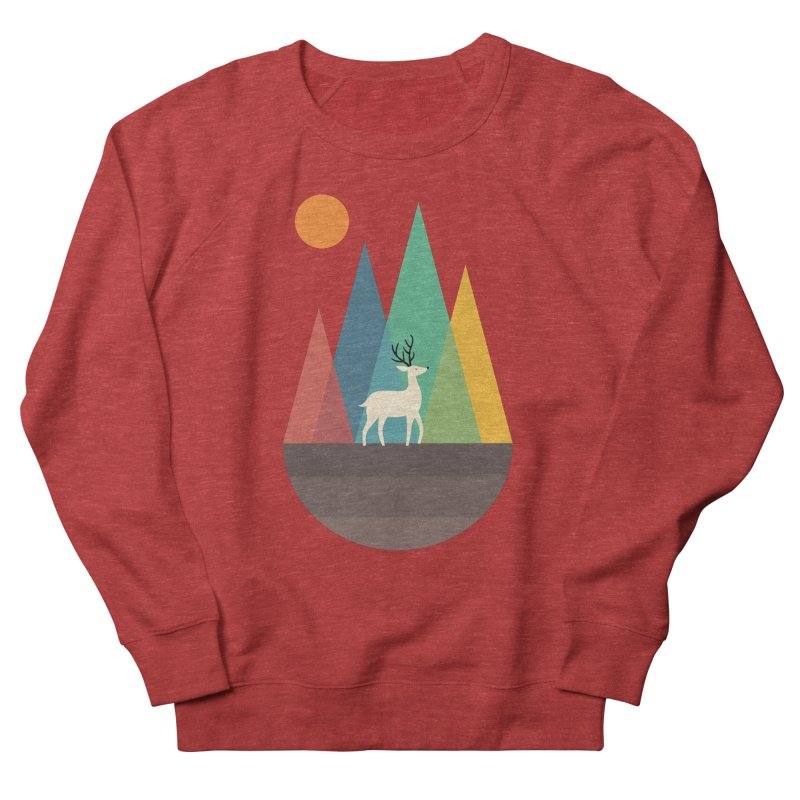 Step Of Autumn Women's Sweatshirt by andywestface's Artist Shop