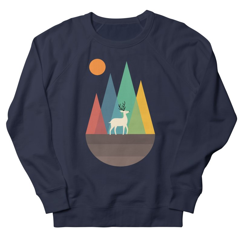 Step Of Autumn Women's Sweatshirt by andywestface's Artist Shop