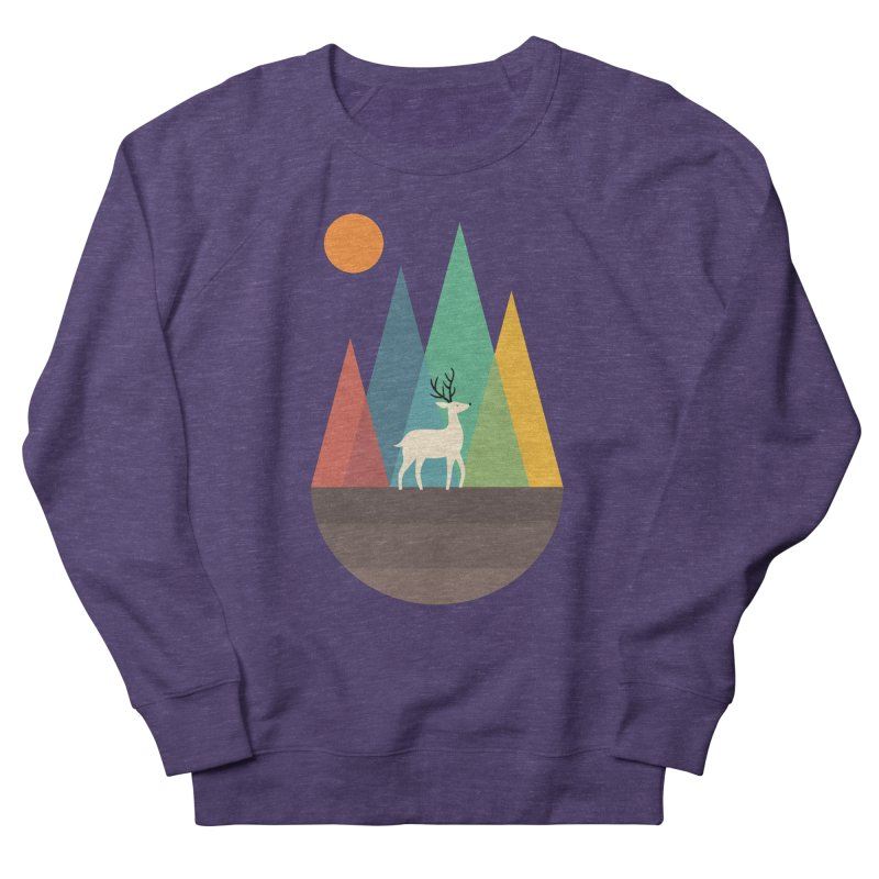 Step Of Autumn Men's Sweatshirt by andywestface's Artist Shop