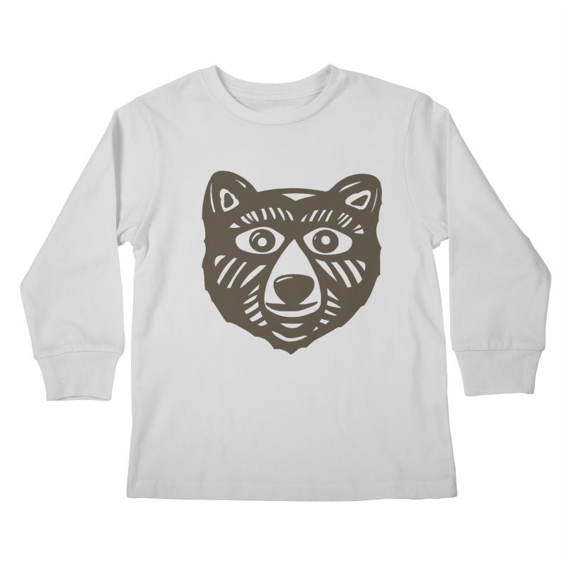 GR/ZZLY Kids Longsleeve T-Shirt by DYLAN'S SHOP