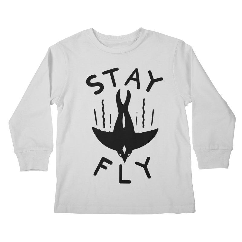 ST\Y FLY Kids Longsleeve T-Shirt by DYLAN'S SHOP