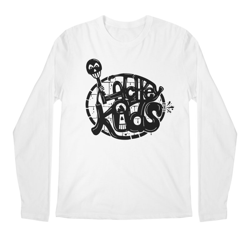 L\TCHKEY KIDS Men's Longsleeve T-Shirt by DYLAN'S SHOP