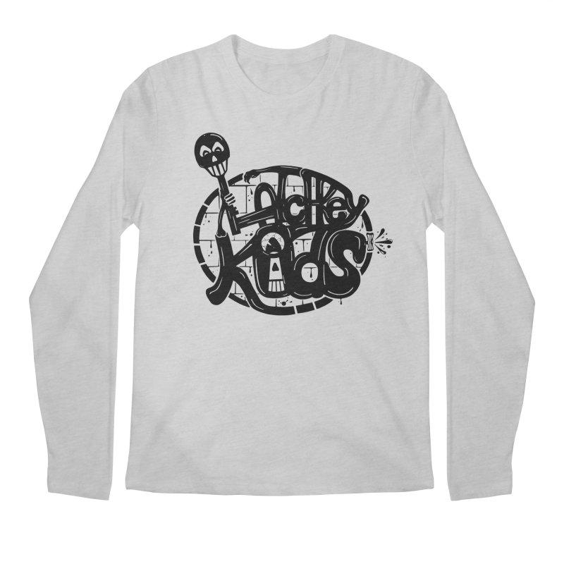 L\TCHKEY KIDS Men's Longsleeve T-Shirt by DYLAN'S SHOP