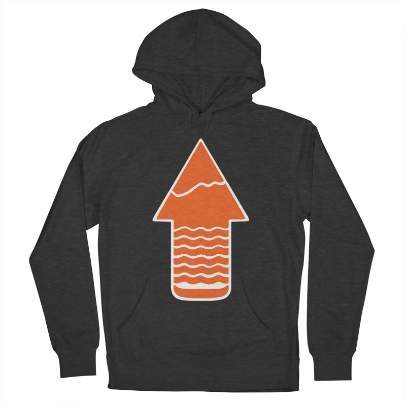TAKE A HIKE Women's Pullover Hoody by DYLAN'S SHOP