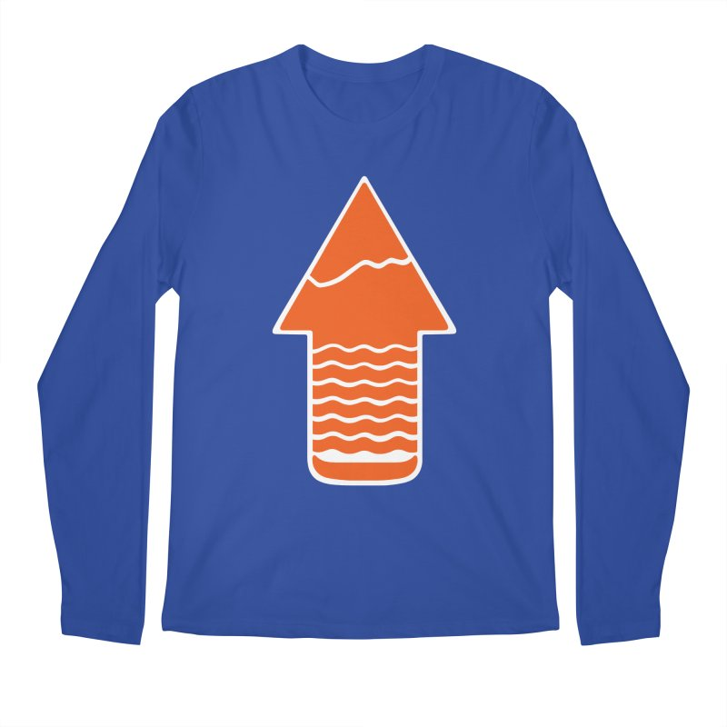 TAKE A HIKE Men's Longsleeve T-Shirt by DYLAN'S SHOP