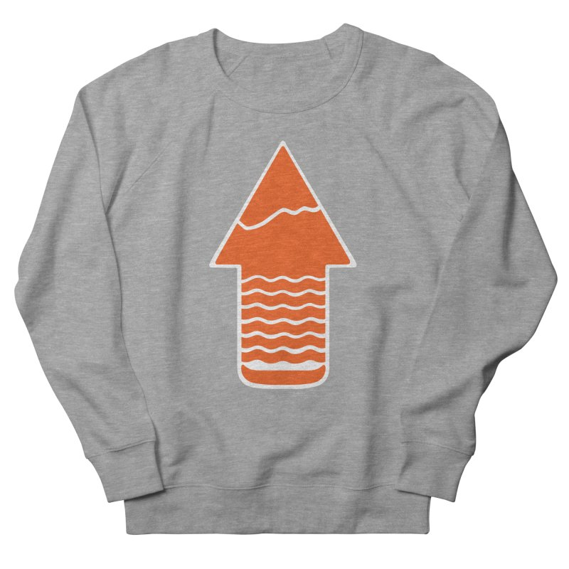 TAKE A HIKE Men's Sweatshirt by DYLAN'S SHOP