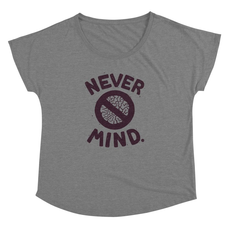 NEVER M/ND   by DYLAN'S SHOP