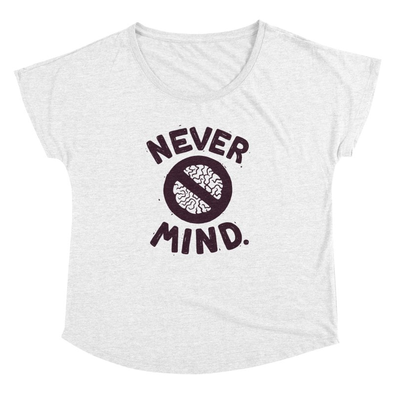 NEVER M/ND Women's Dolman by DYLAN'S SHOP