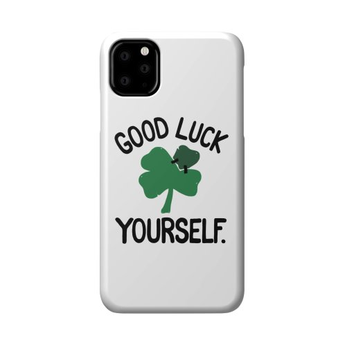 image for GOOD LUCK YOURSELF