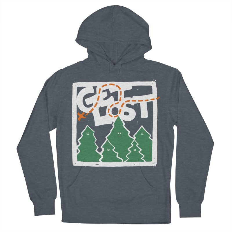GET LOST Women's Pullover Hoody by DYLAN'S SHOP