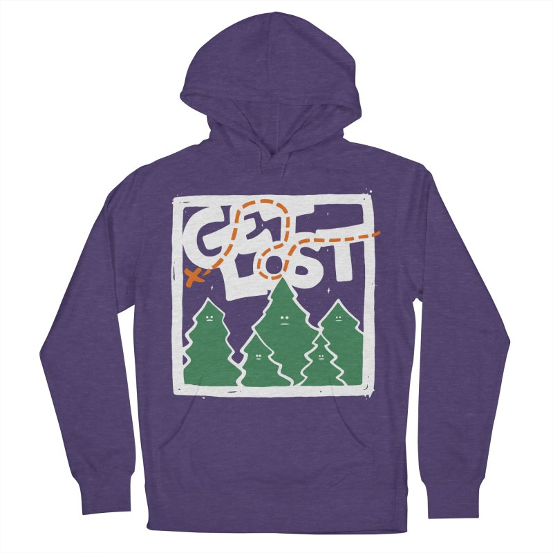 GET LOST Men's Pullover Hoody by DYLAN'S SHOP