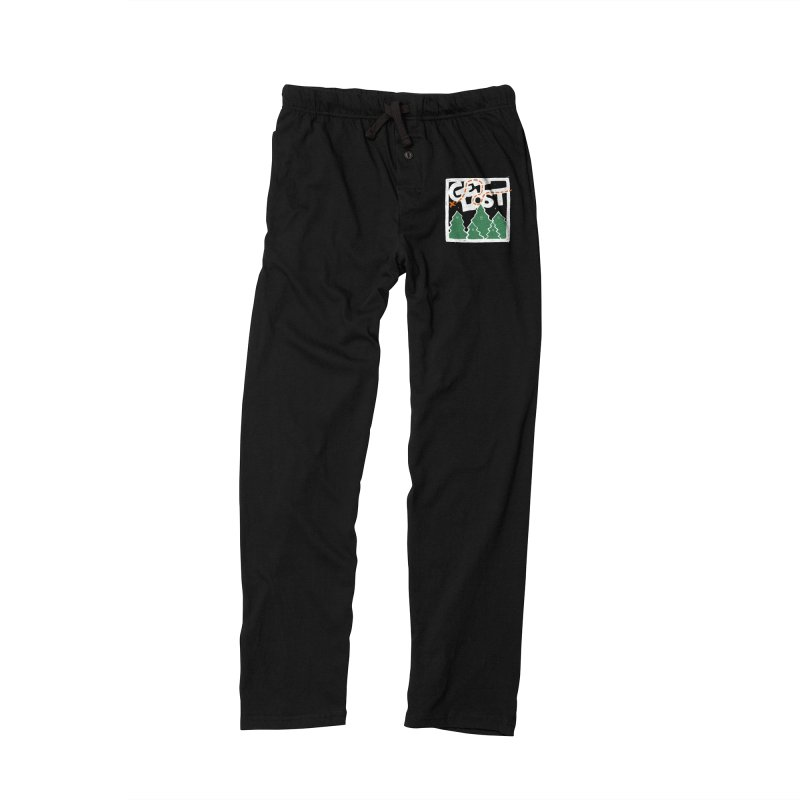 GET LOST Men's Lounge Pants by DYLAN'S SHOP