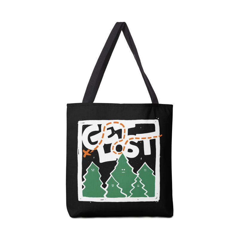 GET LOST Accessories Bag by DYLAN'S SHOP