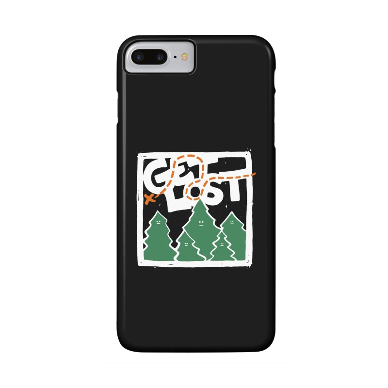 GET LOST Accessories Phone Case by DYLAN'S SHOP