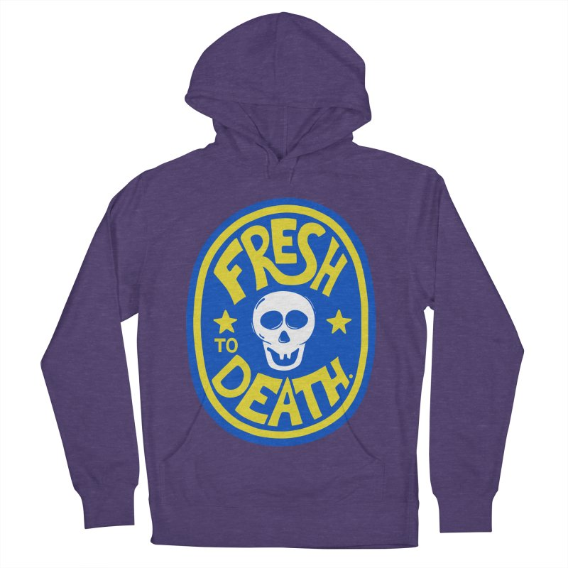 ROT ON!  Men's Pullover Hoody by DYLAN'S SHOP