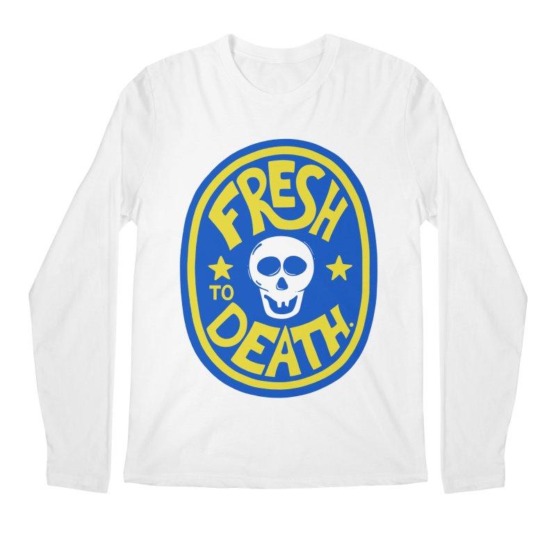 ROT ON!  Men's Longsleeve T-Shirt by DYLAN'S SHOP