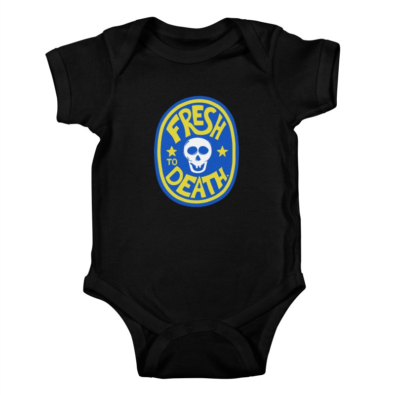 ROT ON!  Kids Baby Bodysuit by DYLAN'S SHOP
