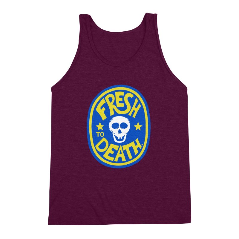 ROT ON!  Men's Triblend Tank by DYLAN'S SHOP