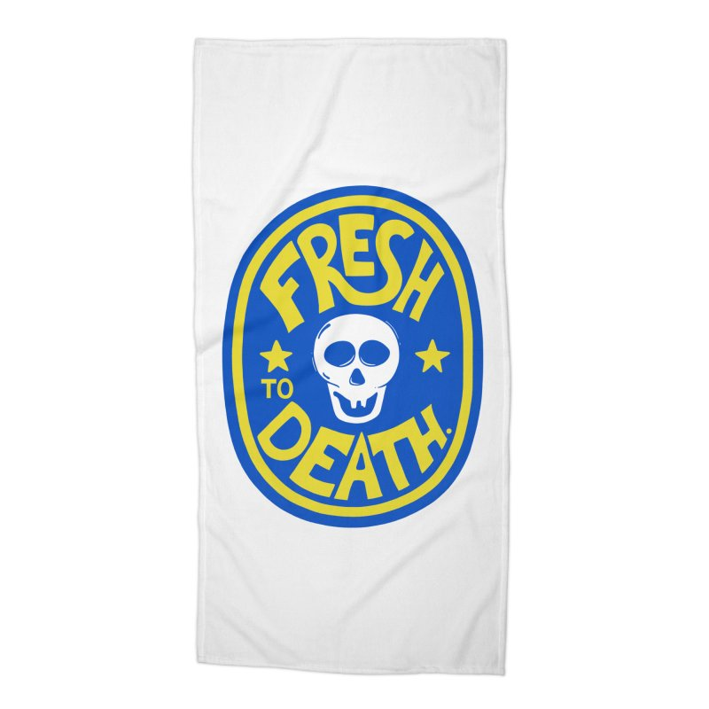 ROT ON!  Accessories Beach Towel by DYLAN'S SHOP