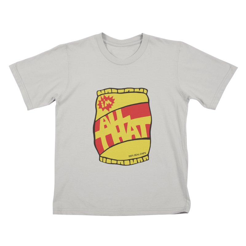 ALL THAT!  Kids T-shirt by DYLAN'S SHOP