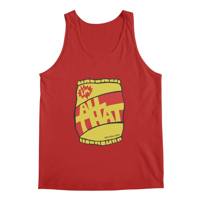 ALL THAT!  Men's Tank by DYLAN'S SHOP