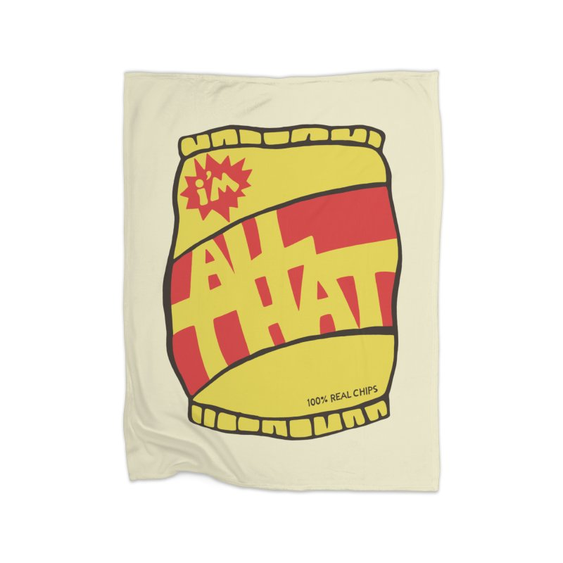 ALL THAT!  Home Blanket by DYLAN'S SHOP