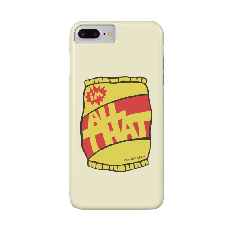 ALL THAT!  Accessories Phone Case by DYLAN'S SHOP