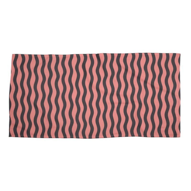 W\VVY Accessories Beach Towel by DYLAN'S SHOP