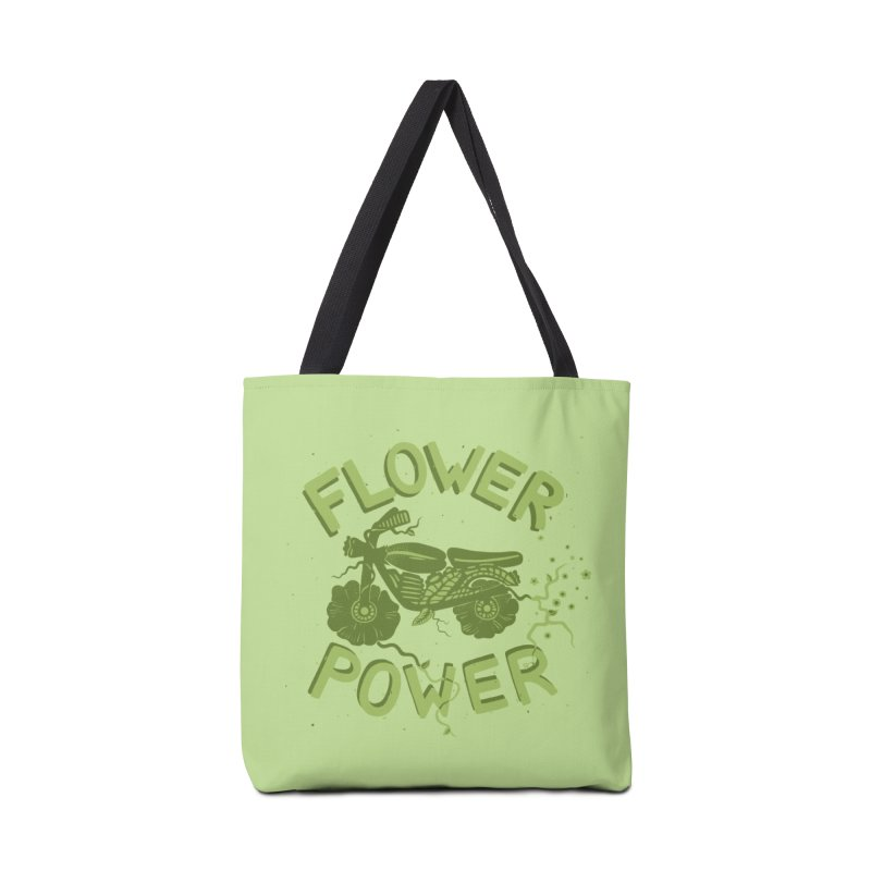 FLORAL FUEL Accessories Bag by DYLAN'S SHOP