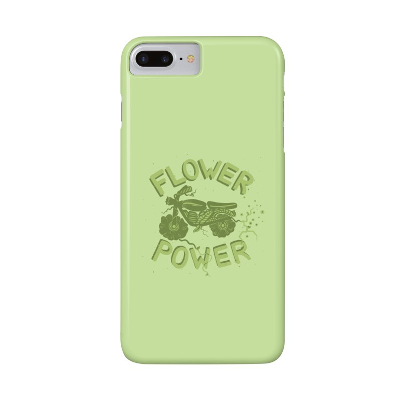 FLORAL FUEL Accessories Phone Case by DYLAN'S SHOP