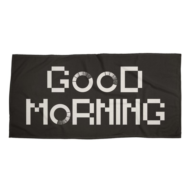ST/LL LOAD/NG... Accessories Beach Towel by DYLAN'S SHOP