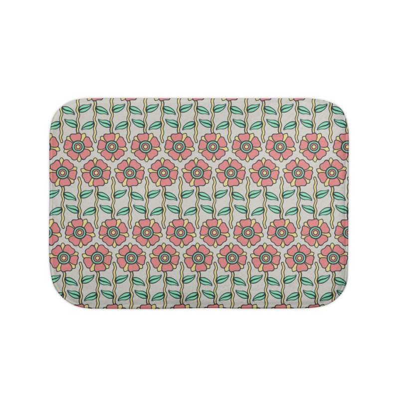 W/LDFLOWER Home Bath Mat by DYLAN'S SHOP