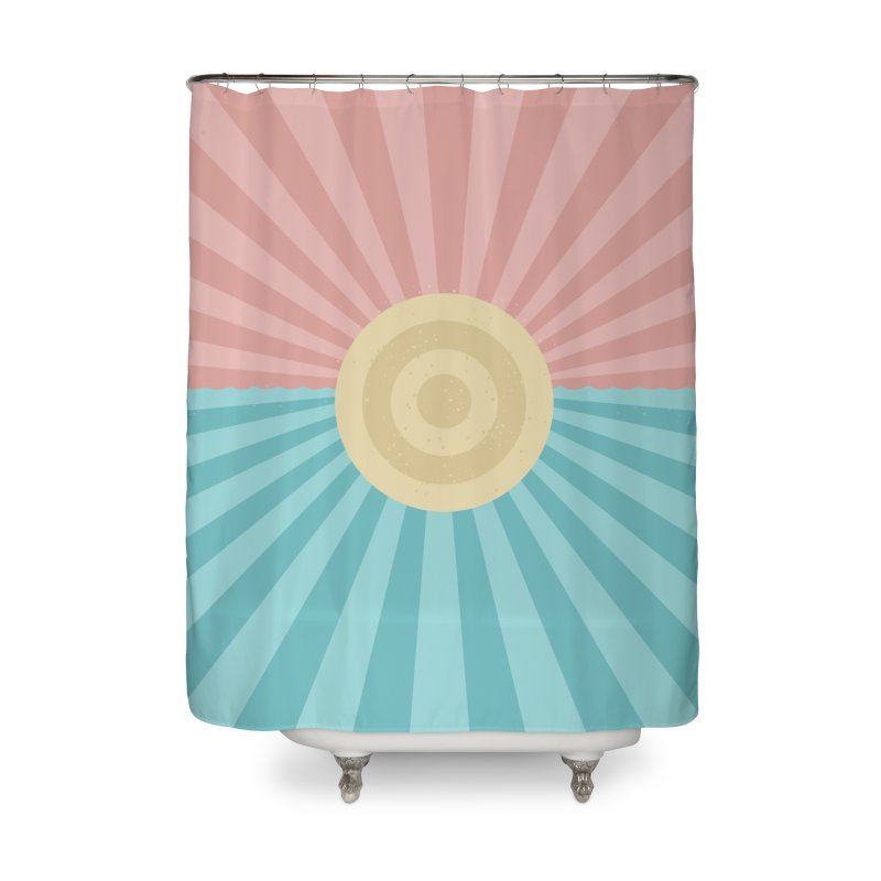 ANOTHER DAY Home Shower Curtain by DYLAN'S SHOP
