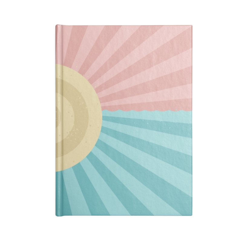 ANOTHER DAY Accessories Notebook by DYLAN'S SHOP