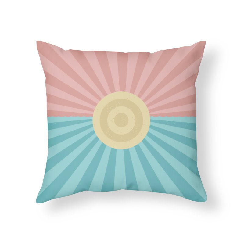 ANOTHER DAY Home Throw Pillow by DYLAN'S SHOP