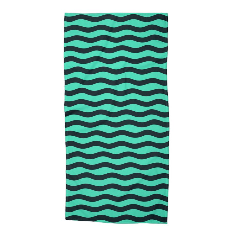W\VY Accessories Beach Towel by DYLAN'S SHOP