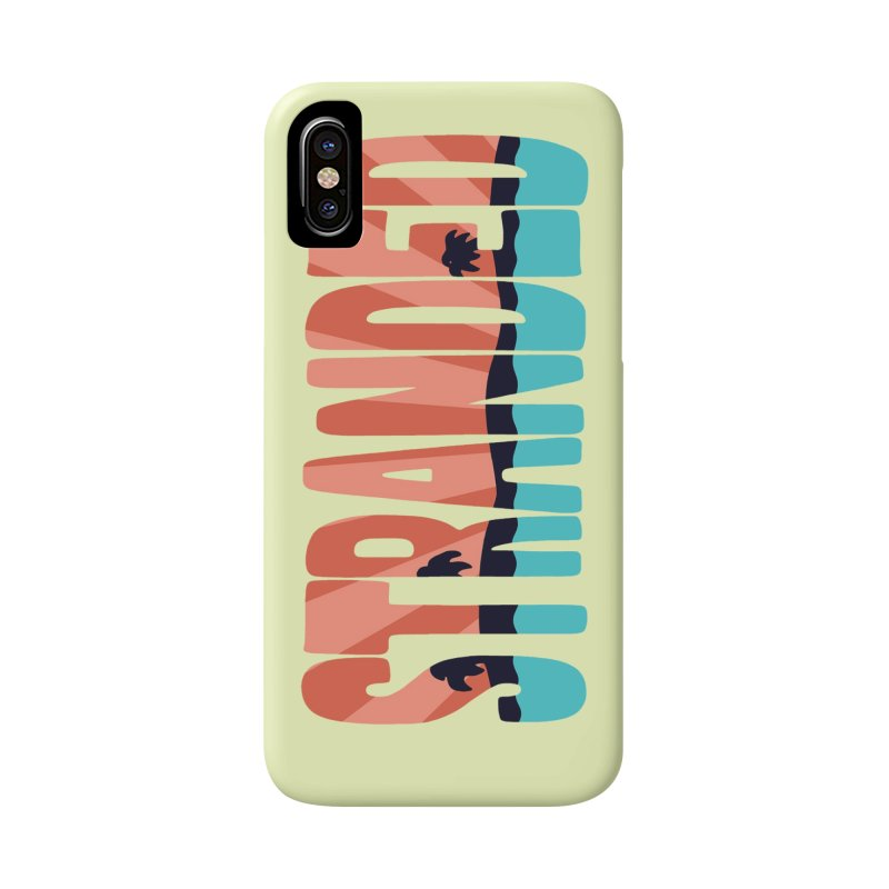 STR\NDED Accessories Phone Case by DYLAN'S SHOP