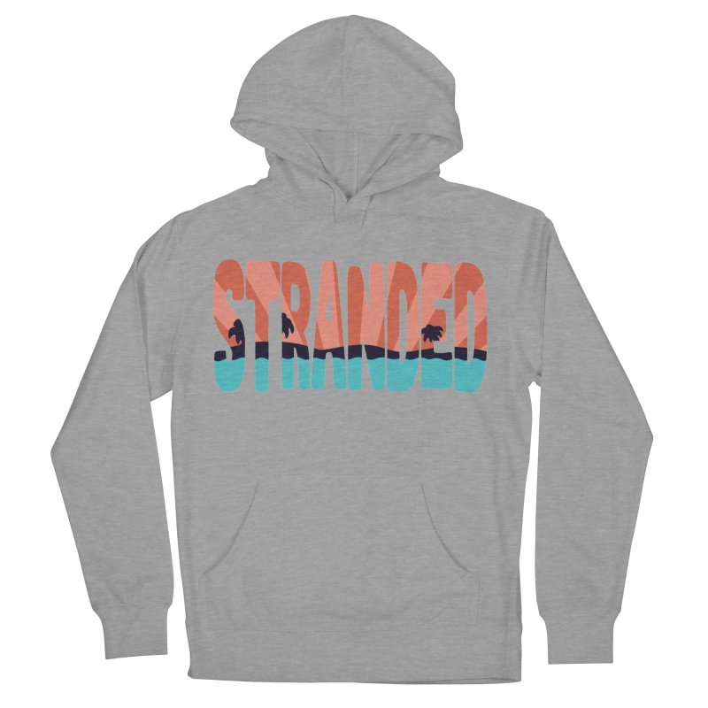 STR\NDED Men's Pullover Hoody by DYLAN'S SHOP
