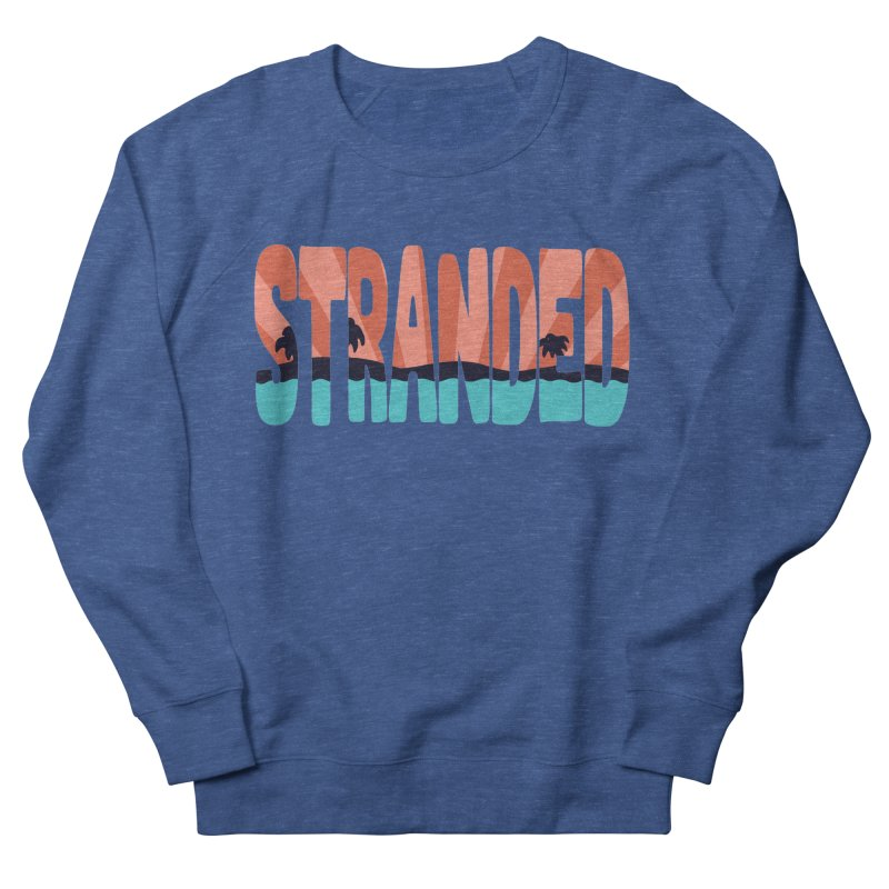 STR\NDED Women's Sweatshirt by DYLAN'S SHOP