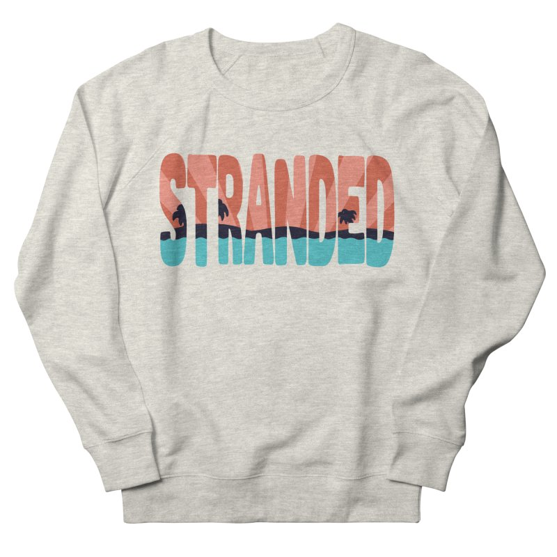 STR\NDED Men's Sweatshirt by DYLAN'S SHOP