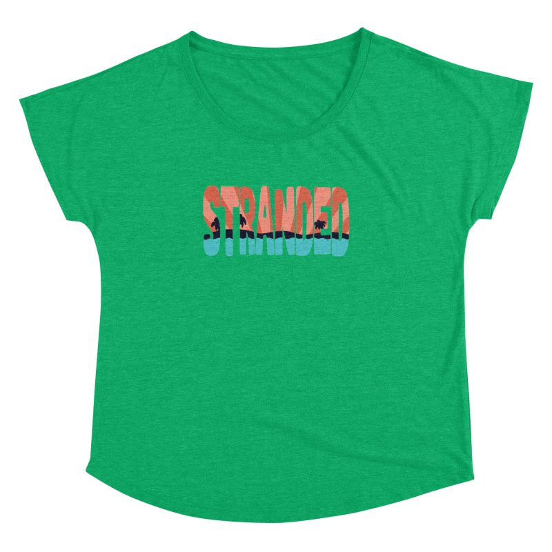 STR\NDED Women's Dolman by DYLAN'S SHOP