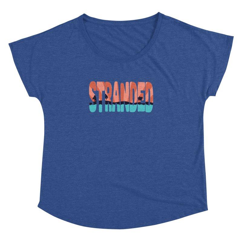 STR\NDED Women's Dolman by DYLAN'S SHOP