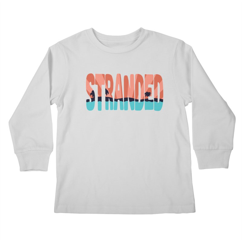 STR\NDED Kids Longsleeve T-Shirt by DYLAN'S SHOP
