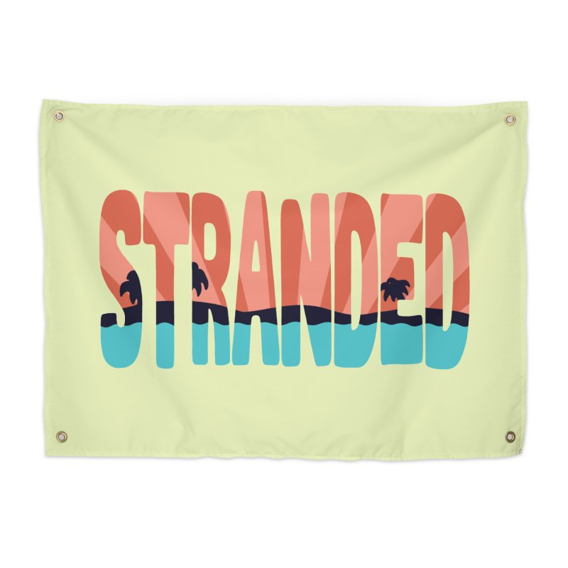 STR\NDED Home Tapestry by DYLAN'S SHOP