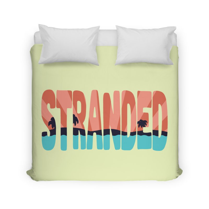STR\NDED Home Duvet by DYLAN'S SHOP
