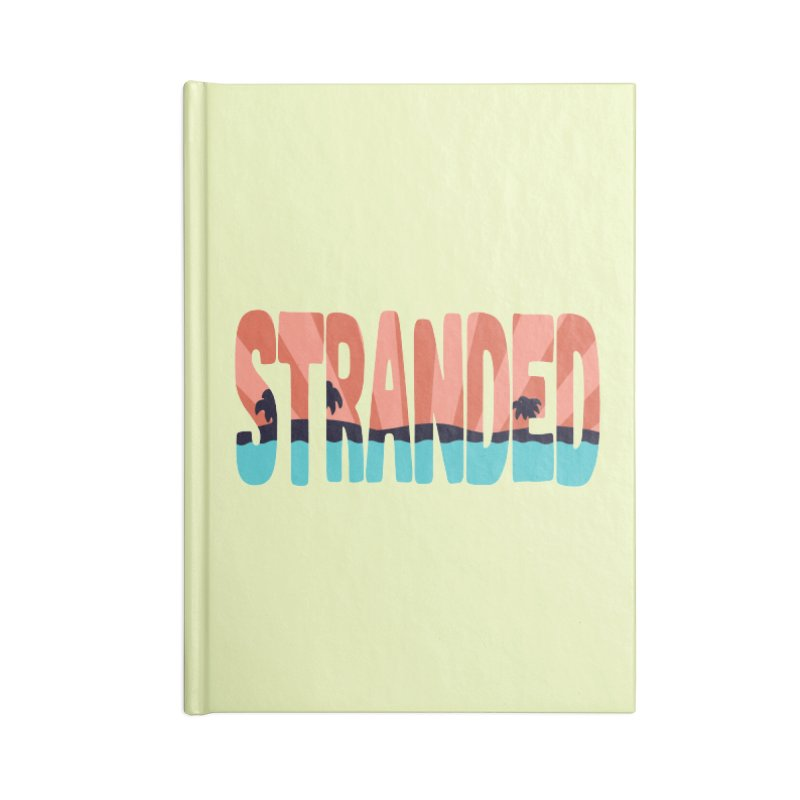 STR\NDED Accessories Notebook by DYLAN'S SHOP