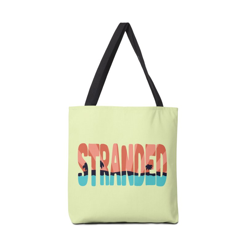 STR\NDED Accessories Bag by DYLAN'S SHOP
