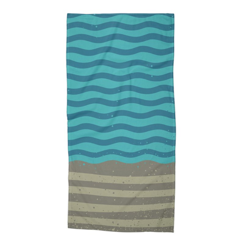 A SHORE TH/NG Accessories Beach Towel by DYLAN'S SHOP
