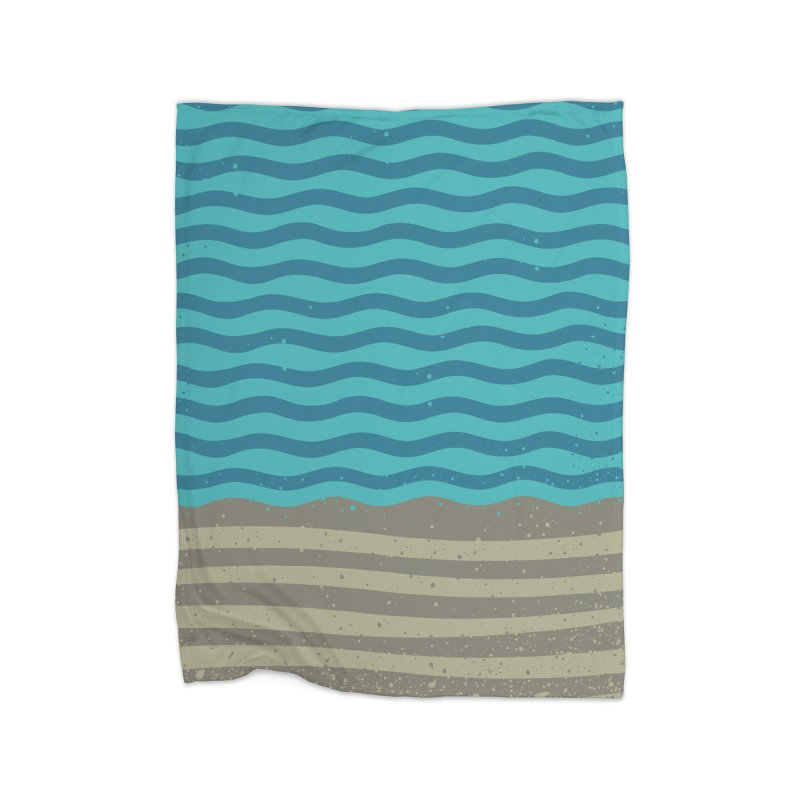 A SHORE TH/NG Home Blanket by DYLAN'S SHOP